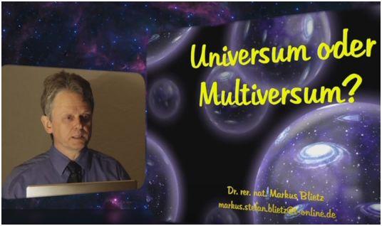 glaube ans universum
